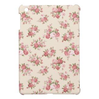Color de rosa elegante lamentable iPad mini cárcasas
