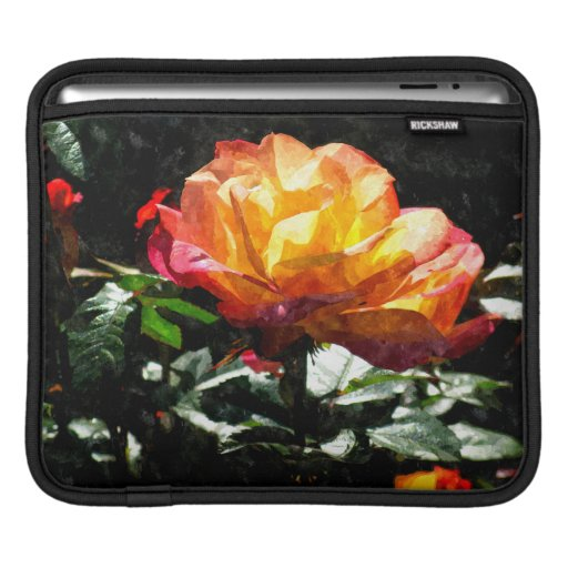 Color de rosa fundas para iPads