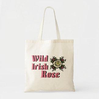 Color de rosa irlandés salvaje