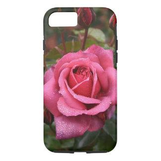 ¡Color de rosa magenta para usted! Funda iPhone 7