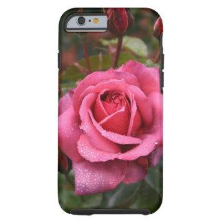 ¡Color de rosa magenta para usted! Funda Resistente iPhone 6
