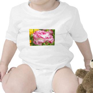 Color de rosa trajes de bebé