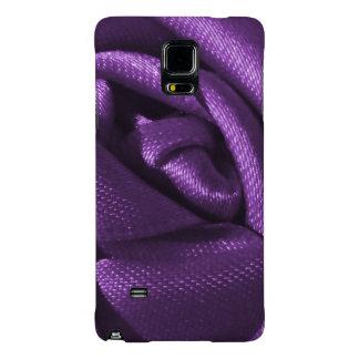 Color de rosa púrpura gótico funda galaxy note 4
