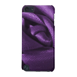 Color de rosa púrpura gótico funda para iPod touch 5G