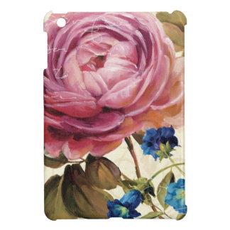 Color de rosa rosado en la plena floración