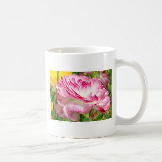 Color de rosa taza