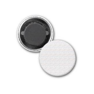 Color de seda del metal del IMÁN: Añada el Imán Redondo 3 Cm