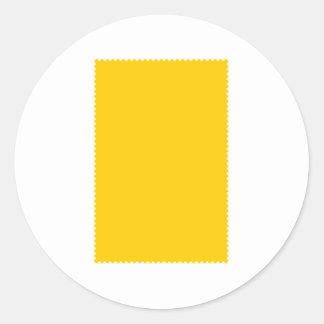Color de Swatch la plantilla de los regalos de Zaz Etiquetas