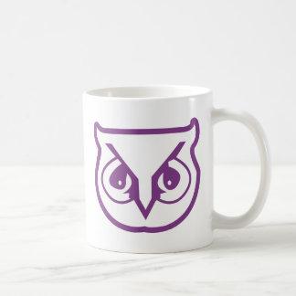 Color del búho de la sigma pi taza de café