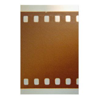 Color del carrete de película papeleria personalizada