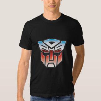 Color del escudo de G1 Autobot Poleras