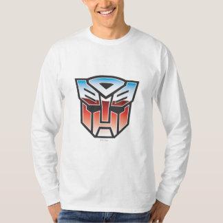 Color del escudo de G1 Autobot Remeras