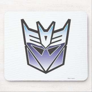 Color del escudo de G1 Decepticon Mousepad