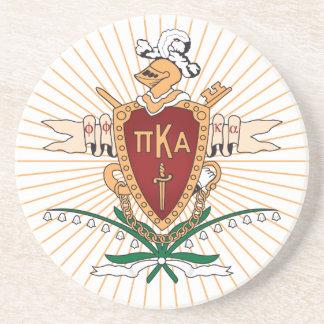 Color del escudo de PKA Posavaso Para Bebida