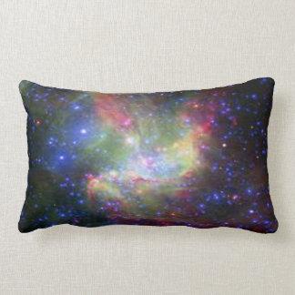 color del espacio almohada