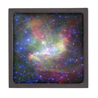 color del espacio caja de recuerdo de calidad