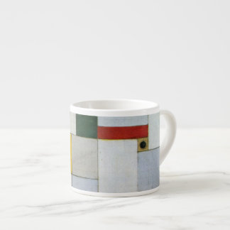 Color design for the Cafe Brasserie ceiling II Espresso Cup