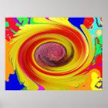 Color Digital Art Print