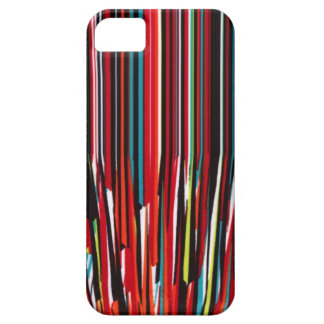 Color Drips Rainbow Trips iPhone 5 Case