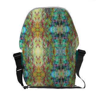 Color Drop´´ de la bolsa de mensajero `` Bolsa De Mensajería