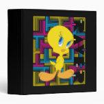 """Color electrónico de Tweety Carpeta 1 1/2"""""""