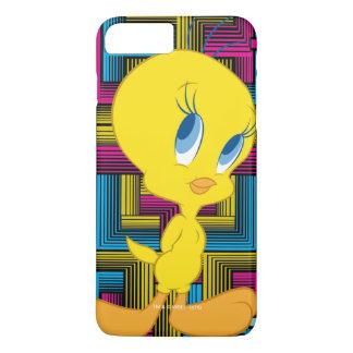 Color electrónico de Tweety Funda iPhone 7 Plus