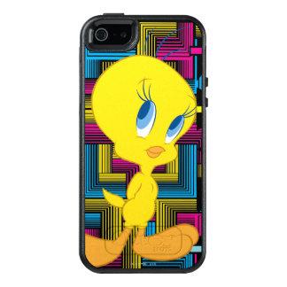 Color electrónico de Tweety Funda Otterbox Para iPhone 5/5s/SE