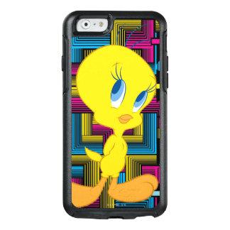 Color electrónico de Tweety Funda Otterbox Para iPhone 6/6s