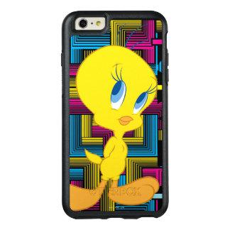 Color electrónico de Tweety Funda Otterbox Para iPhone 6/6s Plus