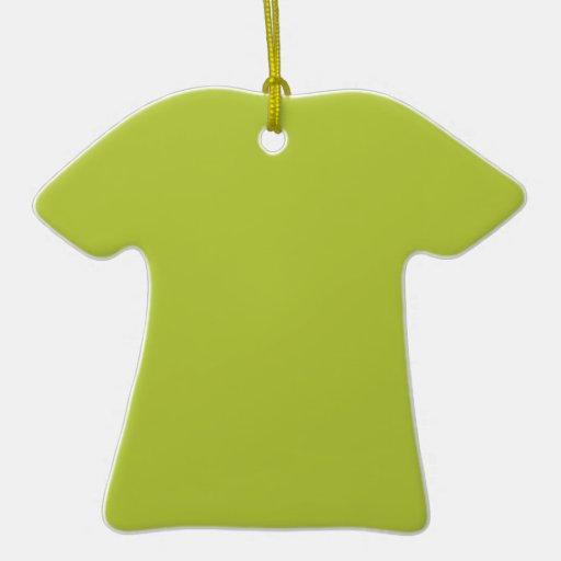 Color elegante verde ácido de la moda adorno para reyes