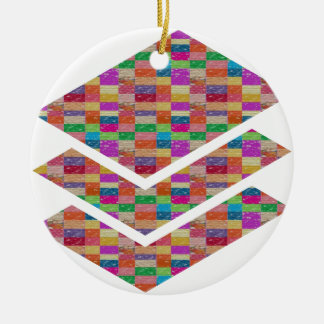 Color ENERGY Checks : GREETINGS GIFTS lowprice Christmas Ornament