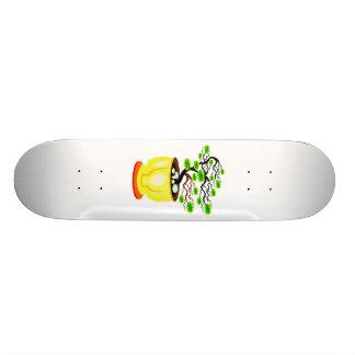 """Color enorme del pote de los bonsais azotados por  patineta 7 7/8"""""""