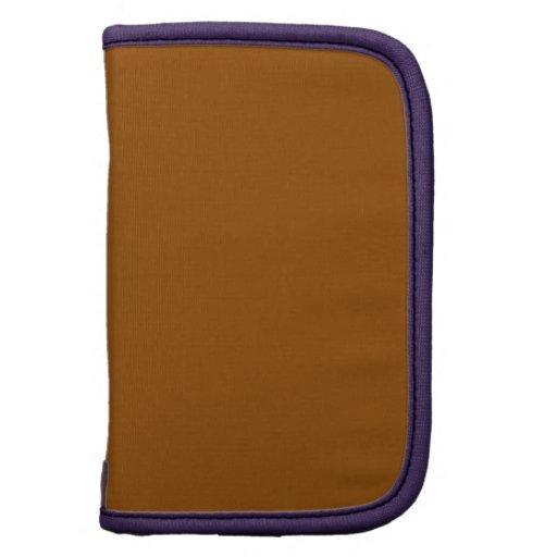 Color exclusivo Amethyst de Brown un Organizadores
