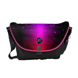 Color Explosion 1  Messenger Bag