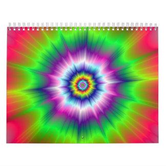 Color Explosion  Calendar