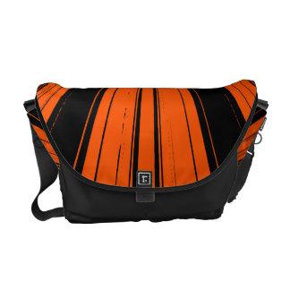 Color Explosion Messenger Bag
