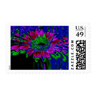 Color Explosion Postage