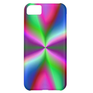Color Explosion Rainbow Fractal Art Gifts iPhone 5C Cases
