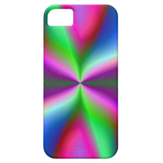 Color Explosion Rainbow Fractal Art Gifts iPhone 5 Cases