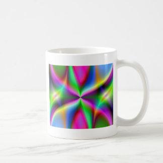 Color Explosion Rainbow Fractal Art Gifts Coffee Mug