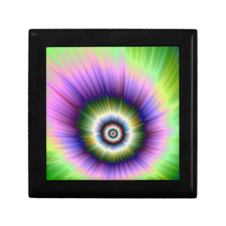Color Explosion Tie-dyed Gift Box