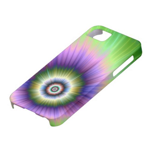 Color Explosion Tie-dyed iPhone 5 Case