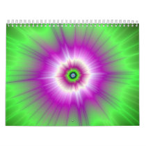Color Explosions  Calendar