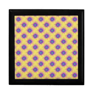 Color Explosions Tiled Keepsake Box