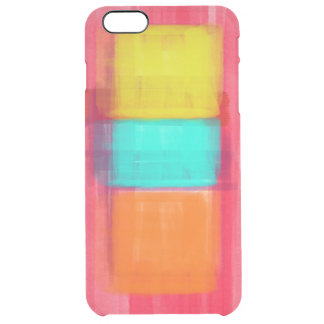 Color Expressions Clear iPhone 6 Plus Case