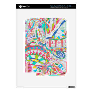 COLOR EYE CANDY COLLECTION 102 iPad 3 SKIN