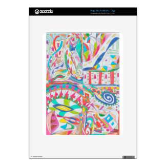 COLOR EYE CANDY COLLECTION 102 SKINS FOR THE iPad