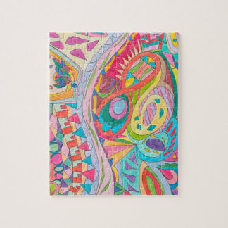 COLOR EYE CANDY COLLECTION 103 JIGSAW PUZZLE
