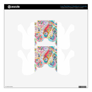 COLOR EYE CANDY COLLECTION 103 PS3 CONTROLLER SKINS