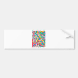 COLOR EYE CANDY COLLECTION 104 BUMPER STICKER